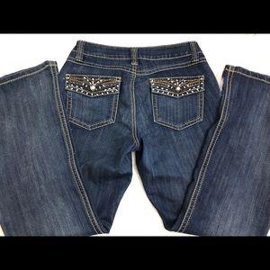 Ladies Embellished I.N.C Jeans